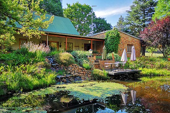 Stone Manor Lodge Stonecutters Dullstroom
