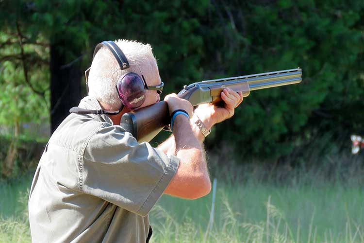 Clay Pigeon Shooting Mpumalanga