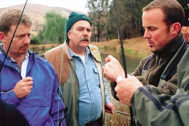 Fly Fishing Lessons in Mpumalanga